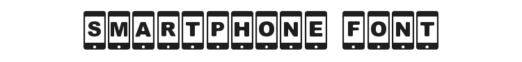 Smartphone Font Preview