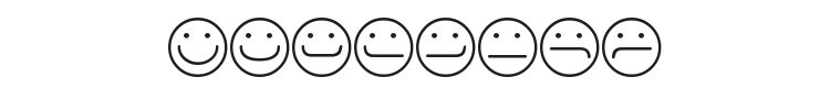 Smileyface Font Preview