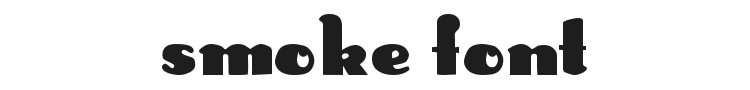 Smoke Font