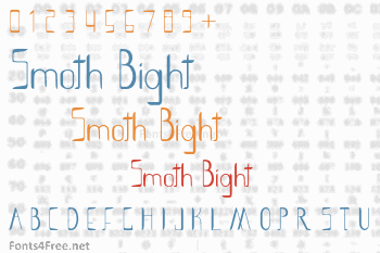 Smoth Bight Font