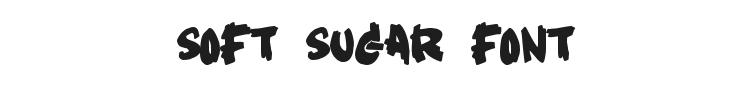 Soft Sugar Font Preview