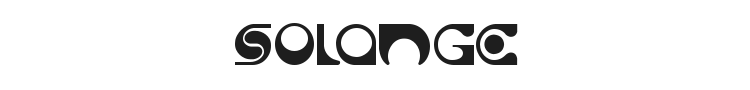 Solange Font