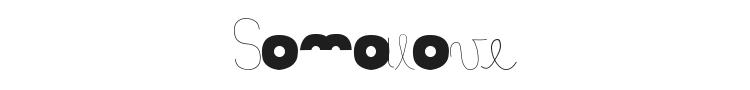 Somalove Font Preview