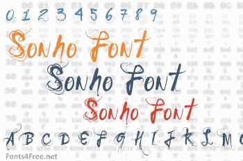 Sonho Font