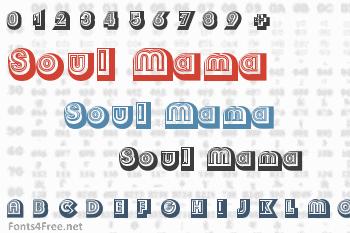 Soul Mama Font