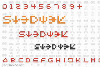 Spaider Font