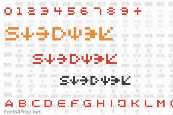 Spaider Font