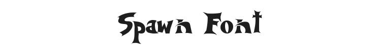 Spawn Font