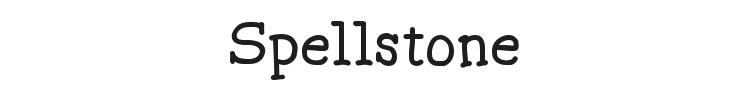 Spellstone Font