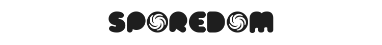 Sporedom Font Preview