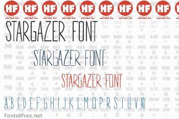 Stargazer Font