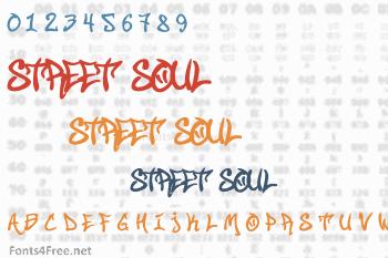 Street Soul Font