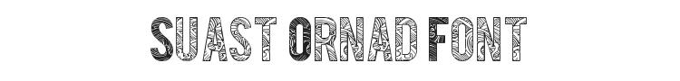 Suast Ornad Font