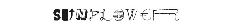 Sunflower Harvest Font Preview