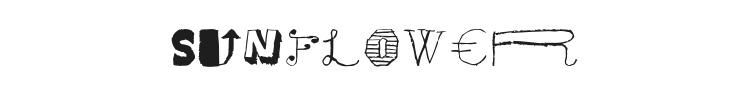 Sunflower Harvest Font