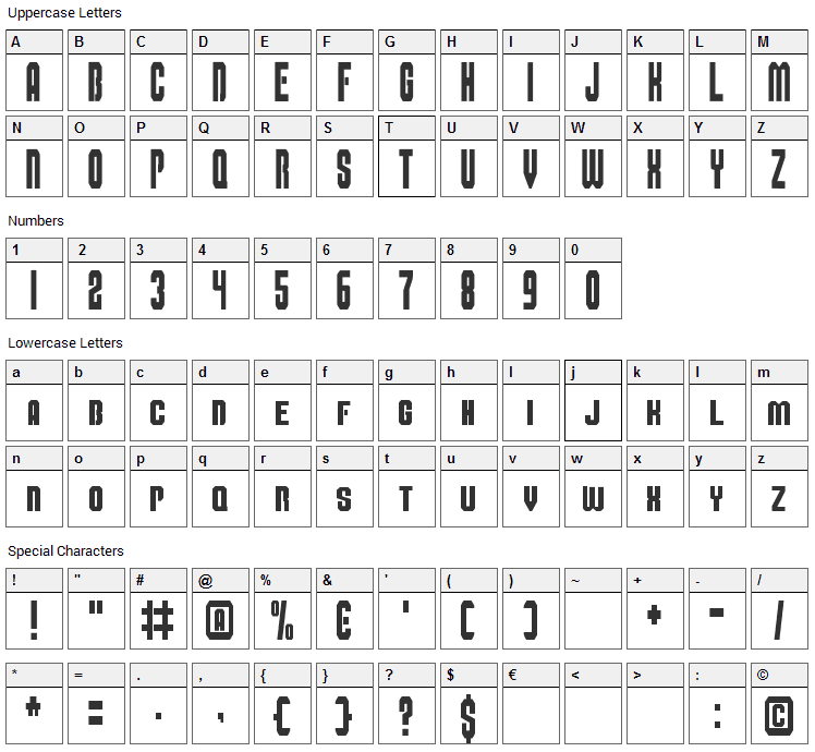 Super Mario Bros Alphabet Font Character Map
