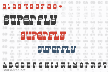 Superfly Font