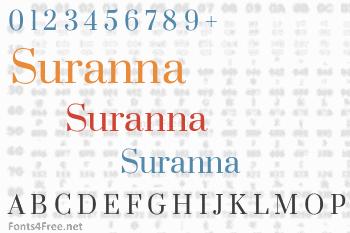 Suranna Font