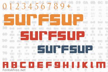 SurfsUp Font