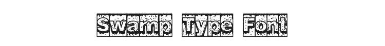 Swamp Type Font