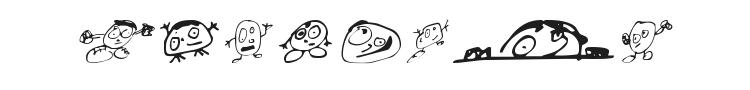 Swatbats Font