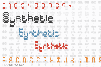 Synthetic Font