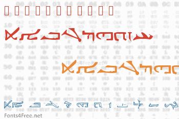 Syriac Font