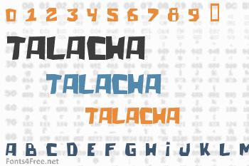 Talacha Font