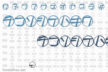 Tamio QN6 Font