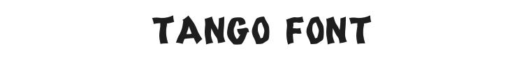 Tango Font