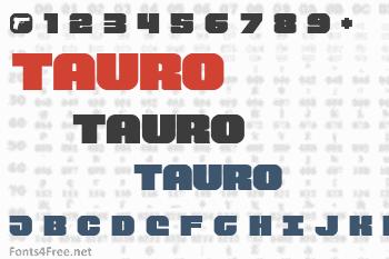 Tauro Font