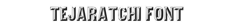 Tejaratchi Font Preview