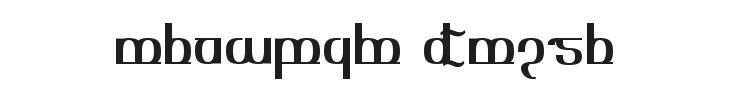 Tengwar Optime Diagon Font Preview