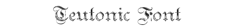 Teutonic
