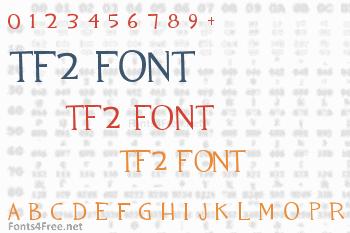 TF2 Font