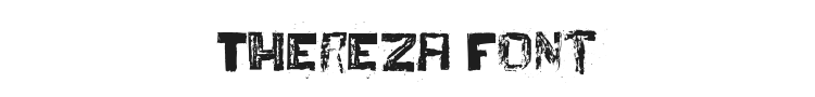 Thereza Font Preview