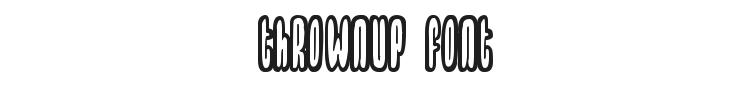 Thrownup