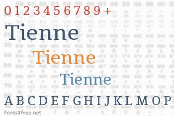 Tienne Font