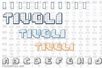 Tivoli Font