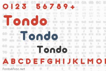 Tondo Font