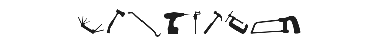 Tool Font Preview