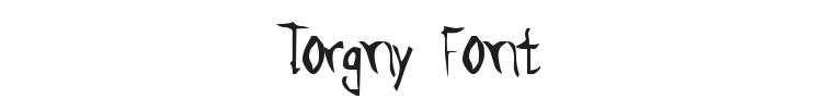 Torgny Font