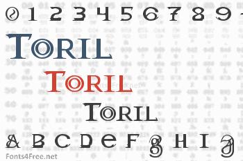 Toril Font