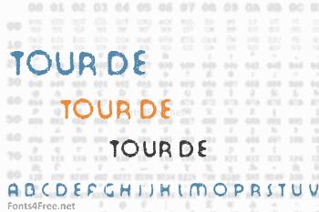 Tour de Font Font