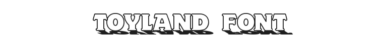 Toyland Font Preview