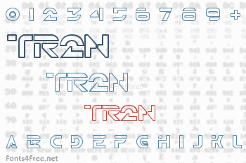 TR2N Font