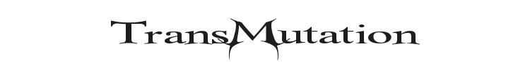 TransMutation Font Preview