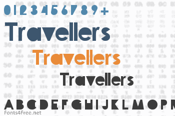 Travellers Font