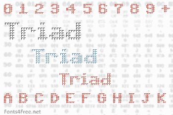 Triad Font