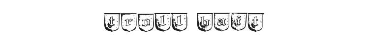 Troll Bait Font Preview